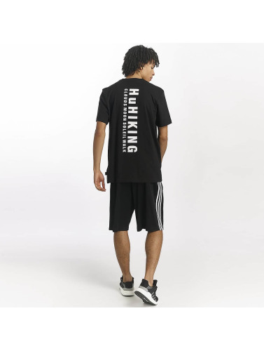 adidas originals Herren T-Shirt PW HU Hiking in schwarz