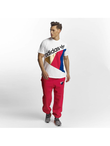 adidas originals Herren T-Shirt Tribe in weiß
