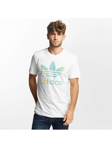 adidas originals Herren T-Shirt Trefoil 1 in weiß