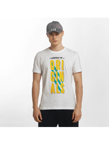 adidas originals Herren T-Shirt Originals in weiß