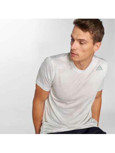 adidas originals Herren T-Shirt Freelift in weiß