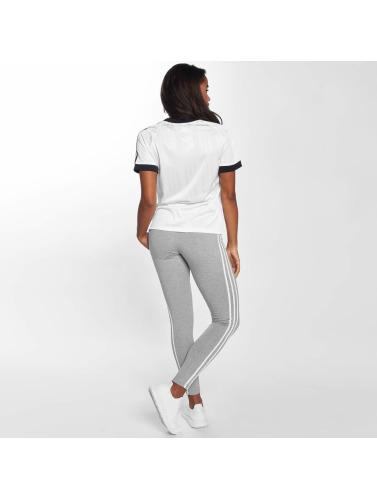 adidas originals Damen T-Shirt Styling Complements Football in weiß