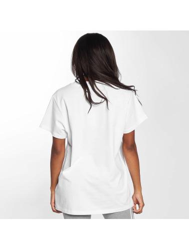 adidas originals Damen T-Shirt Big Trefoil in weiß