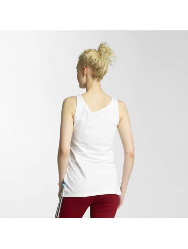Günstig Kaufen Wahl Günstig Kaufen Mit Mastercard adidas originals Damen Tank Tops Trefoil in weiß Finish Günstiger Preis Unisex EqWOQm