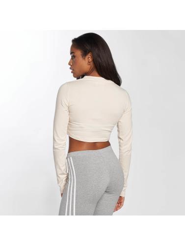 adidas originals Damen Top Styling Complements Crop in beige