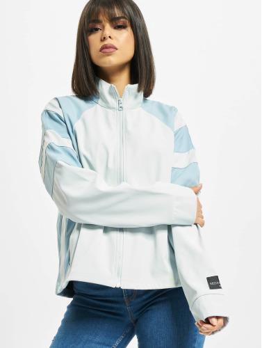adidas originals Damen Übergangsjacke Equipment Track Top in blau