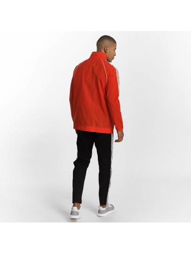 adidas originals Herren Übergangsjacke Superstar Windbreaker in rot