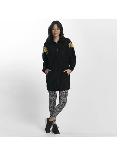 Auslauf Günstig Kaufen Extrem adidas originals Damen Übergangsjacke Archive Long Track in schwarz Freies Verschiffen Online bLfRoaCZVS