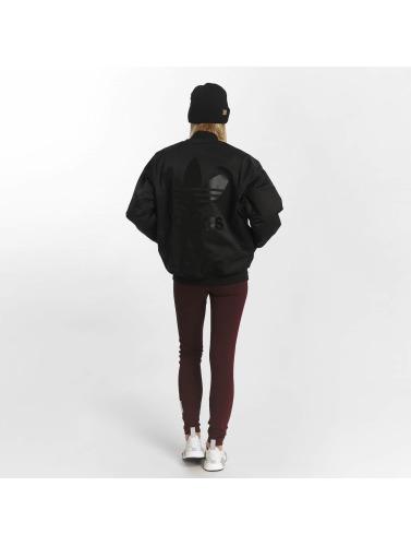 adidas originals Damen Übergangsjacke SST SC in schwarz