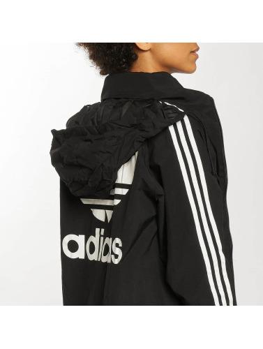 adidas originals Damen Übergangsjacke Stadium in schwarz