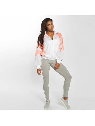 adidas originals Damen Übergangsjacke Stripy in weiß