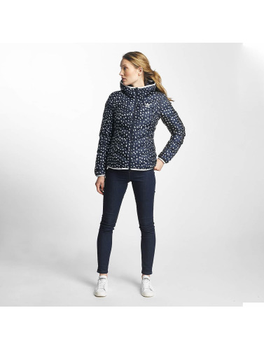 adidas originals Damen Winterjacke AOP in blau