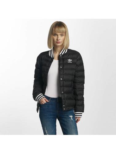 adidas originals Damen Winterjacke Blouson in schwarz