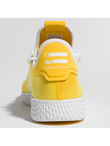 adidas originals Zapatillas de deporte pW HU Holi Tennis H in amarillo