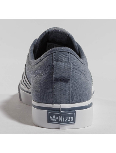 adidas originals Mujeres Zapatillas de deporte Nizza in azul