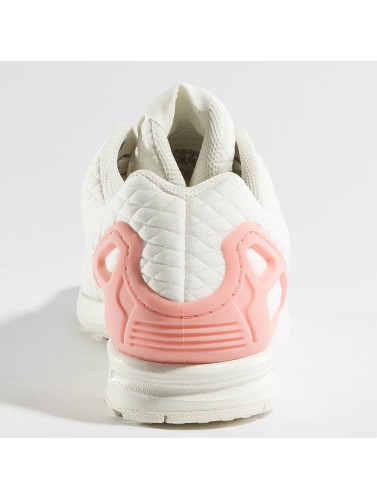 adidas originals Mujeres Zapatillas de deporte ZX Flux in blanco
