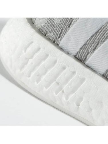 adidas originals Mujeres Zapatillas de deporte NMD_R2 PK W in blanco