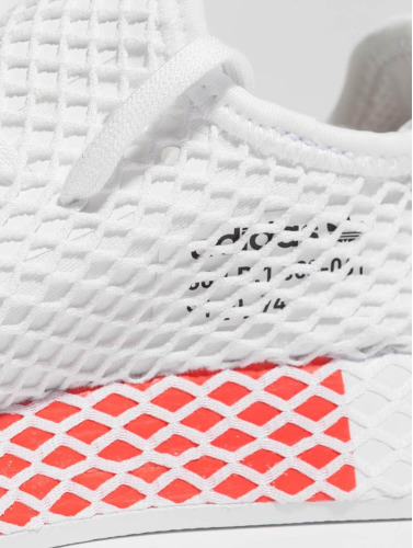 adidas originals Zapatillas de deporte Deerupt Runner J in blanco