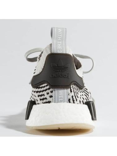 adidas originals Hombres Zapatillas de deporte NMD_R1 STLT PK in gris