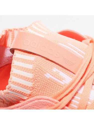 adidas originals Mujeres Zapatillas de deporte Tubular Defiant PK W in naranja