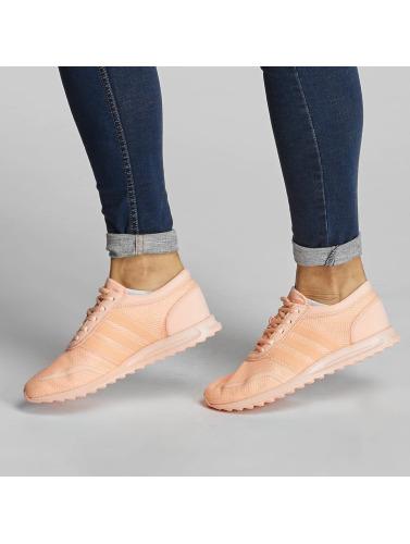 adidas originals Mujeres Zapatillas de deporte Los Angeles J in naranja