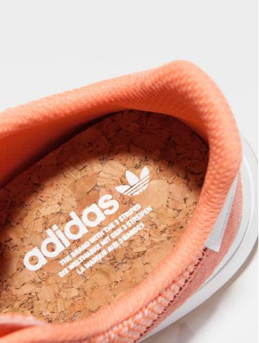 adidas originals Mujeres Zapatillas de deporte originals Flashback Runner in naranja