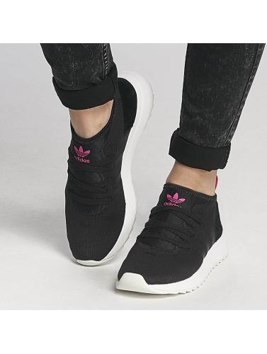 adidas originals Mujeres Zapatillas de deporte FLB Mid in negro
