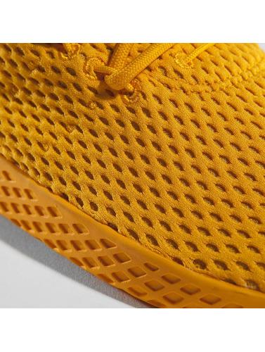 adidas originals Hombres Zapatillas de deporte Pharrell Williams Tennis Hu in oro