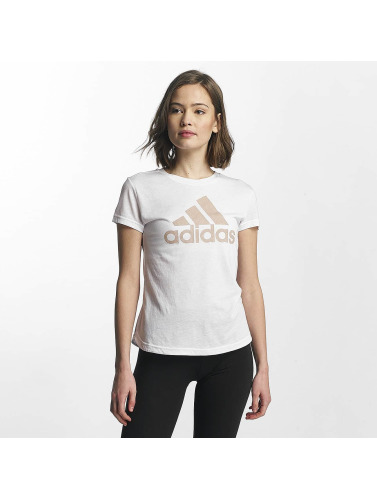 blanco adidas Mujeres Training Performance Camiseta in Z88Xw7q