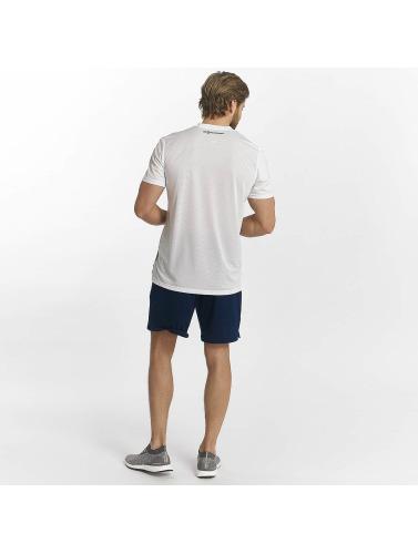 adidas Performance Hombres camiseta de fútbol DFB Training in blanco
