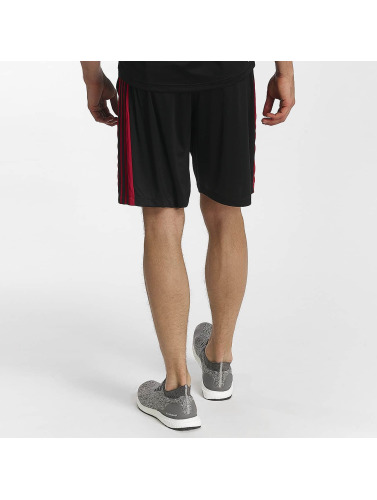 adidas Performance Herren Shorts D2M 3-Stripes in schwarz
