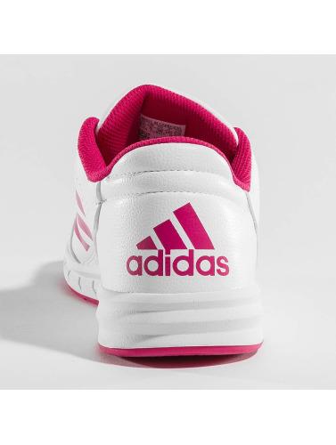 Baskets Adidas Performance Sneaker Alta Sport En Blanc