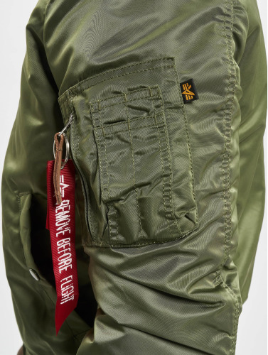 Alpha Industries Herren Bomberjacke Ma 1 Vf 59 in olive