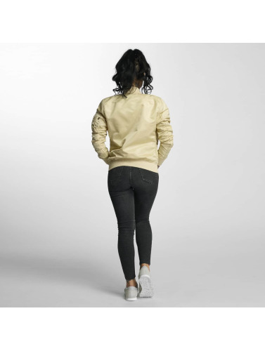 Alpha Industries Mujeres Cazadora bomber MA-1 VF in beis