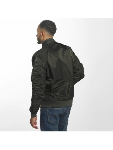 II Hombres bomber Industries Cazadora Alpha gris in Falcon w5XqawU