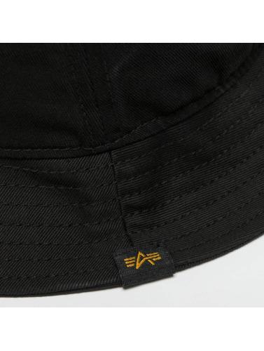 Alpha Industries Hut Bucket in schwarz