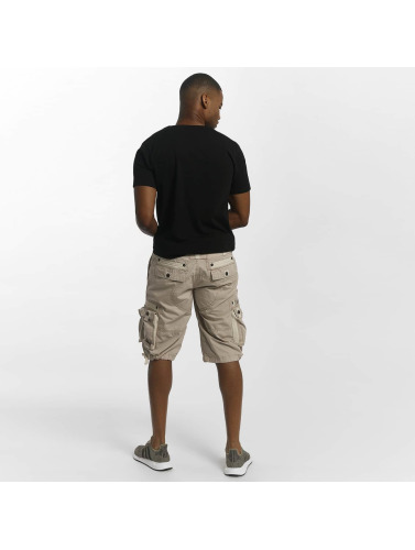 Alpha Industries Herren Shorts Terminal in beige