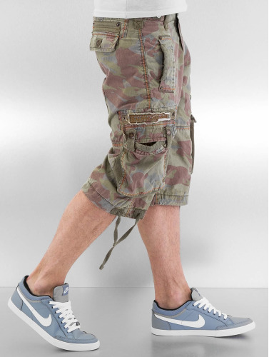 Alpha Industries Herren Shorts Terminal C in camouflage