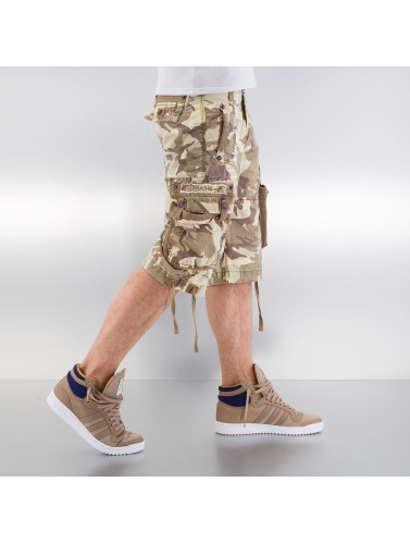 Alpha Industries Herren Shorts Terminal C in camouflage