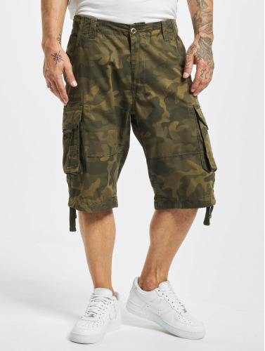 Alpha Industries Herren Shorts Jet in camouflage