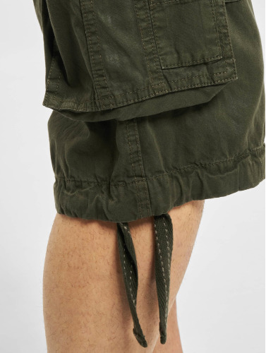 Alpha Industries Herren Shorts 181210 in olive