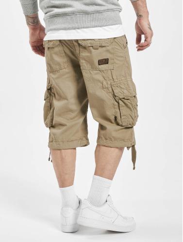 Alpha Industries Herren Shorts Jet in olive