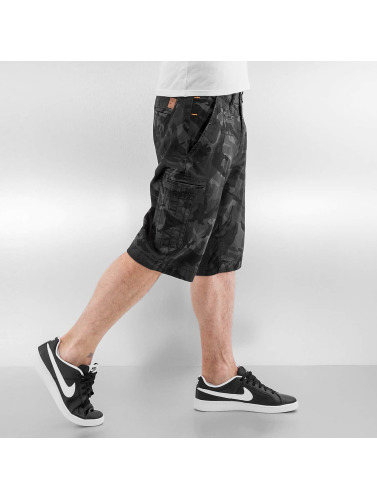 Alpha Industries Herren Shorts Deck in schwarz
