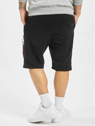Alpha Industries Herren Shorts X-Fit Cargo in schwarz