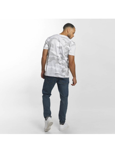 Alpha Industries Herren T-Shirt NASA Reflective in camouflage
