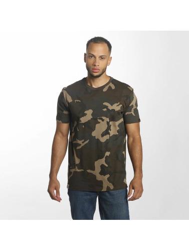 Alpha Industries Herren T-Shirt Blood Chit Print in camouflage