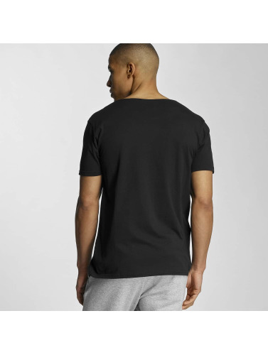 Alpha Industries Herren T-Shirt Fade Out in schwarz