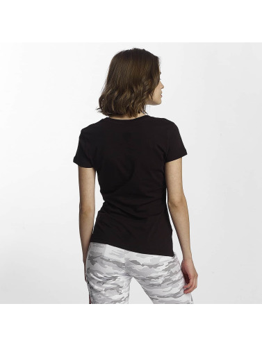 Alpha Industries Damen T-Shirt <small>    Alpha Industries   </small>   <br />    in schwarz