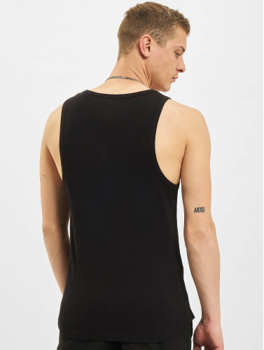 Alpha Industries Herren Tank Tops Logo in schwarz