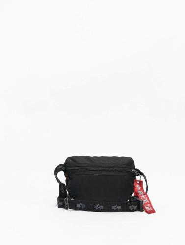 Verkauf Online-Shop Alpha Industries Tasche Cargo Oxford Waist Bag in schwarz Billig Aus Deutschland TxYB8aAN